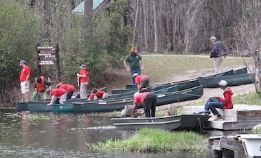 Public Boat Ramp - Okefenokee Swamp