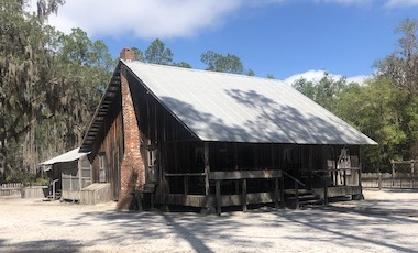 Chesser Island Homestead - Okefenokee Swamp
