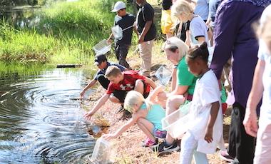 Educational Group - Okefenokee Swamp