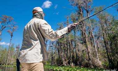 Fishing - Okefenokee Swamp