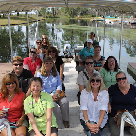 Okefenokee Adventures - Guided Boat Tour - Okefenokee Swamp